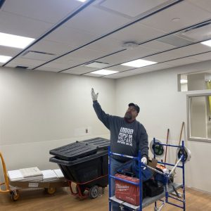 Acoustical Ceiling 2